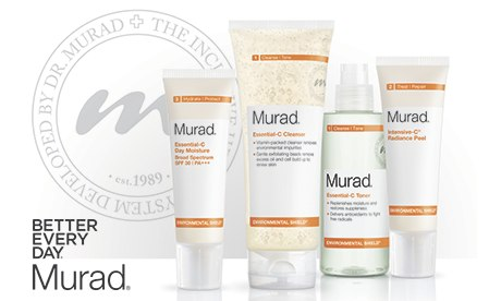 Murad beauty products